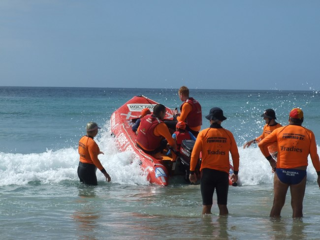 Tradies Surf Awareness Clinic