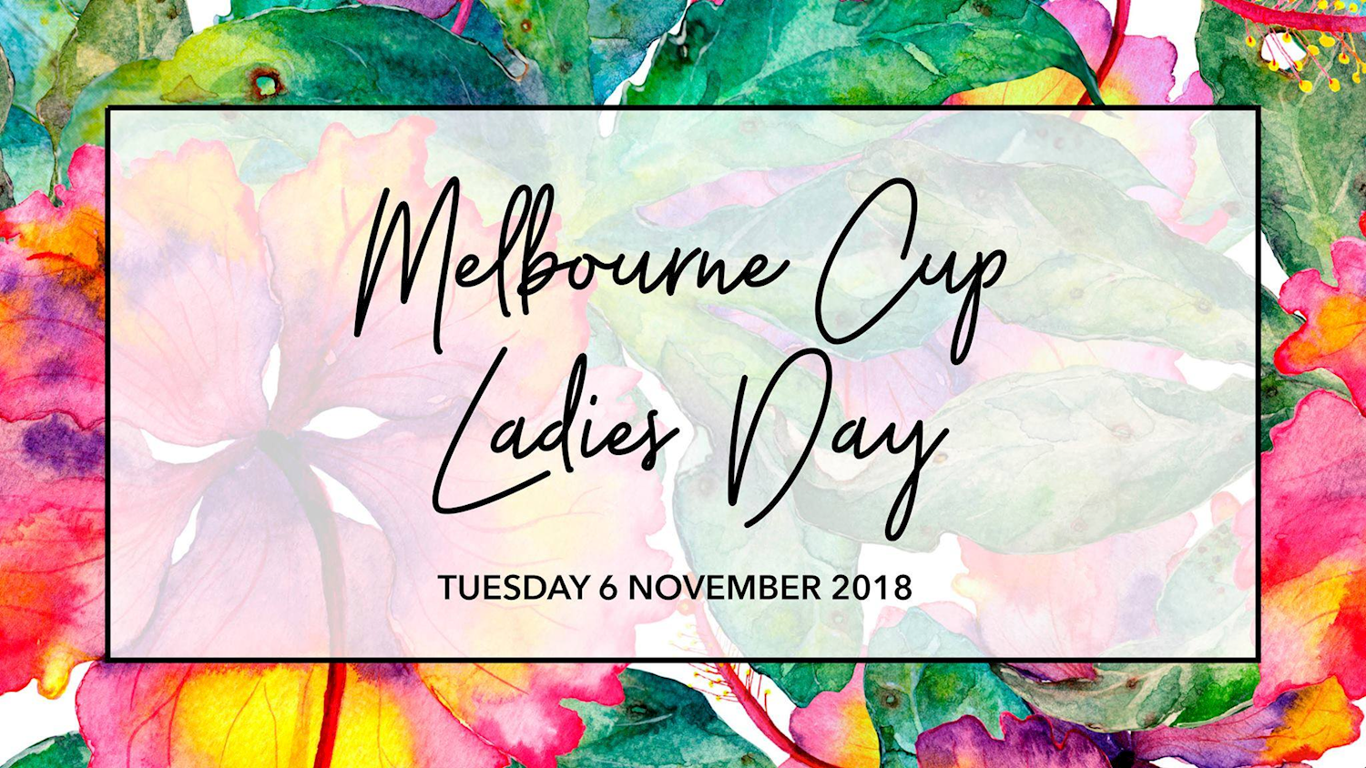 Melbourne Cup Ladies Day